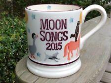 Pink Bridgewater Pottery Mugs