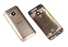 Original HTC One M9 Backcover Gehäuse Schale Akkudeckel Deckel Gold