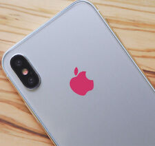 Pink Color Changer Overlay for Apple iPhone 8 and 8 Plus Logo Vinyl Decal