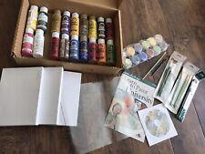 Donna Dewberry University Kit, Incl. Acrylic & Enamel Paint, Brushes, Canvas, Cd
