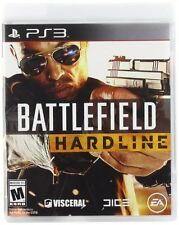 NEW & SEALED Battlefield Hardline - Australian Retail Edition (for Sony PS3)