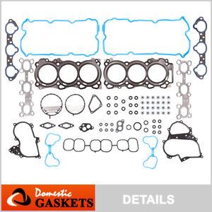 Fits 09-12 Nissan Altima Maxima Murano Quest 3.5L DOHC Head Gasket Set VQ35DE