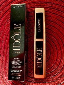 Lancome Idole Lash Lifting Volumizing Mascara Glossy Black .16oz./5ml. NIB!