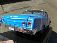 MAISTO 1:18 Vintage 1962 Chevrolet Bel Air 409 Hurst American Muscle Toy Car