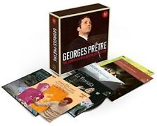 Georges Pretre - Complete Rca Album Collection [New CD] Boxed Set, With Book