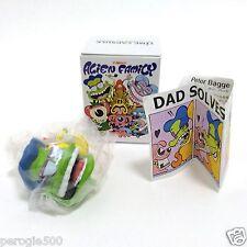 Peter Bagge Alien Family Time Capsule DAD Art Toy Vinyl Figure NIB HTF