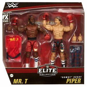 WWE Twin Pack Elite Figures - Mattel - Brand New - Sealed