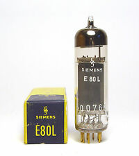 Siemens e80l Amplificateur tube, made by philips herleen, nos