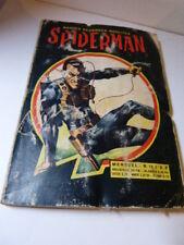 bandes dessinées insolites, spiderman  , N°13  ,1969(car15)