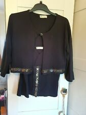 Zucchero Two Piece Top And Cardigan 14