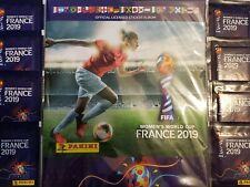 USA EDITION ALBUM + 8 PACKETS - PANINI FIFA Women's World Cup France 2019