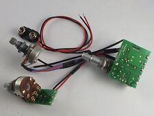 ARTEC SE2A BASS TREBLE CONTROL EQUALIZER for Electric Guitar or Bass Guitar