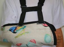 kids arm slings Large (6-7years) SnazzySlings New Improved design!!!