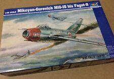 Trumpeter 02806 1/48 Mikoyam-Gurevich MiG15 bis Fagot-B