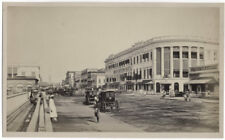 1860's PHOTO INDIA BOURNE AND SHEPHERD - CALCUTTA THE GREAT EASTERN HOTEL