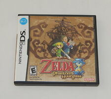 The Legend of Zelda: Phantom Hourglass (Nintendo DS, 2007) Complete R11528