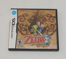 The Legend of Zelda: Phantom Hourglass (Nintendo DS, 2007) Complete R11528