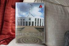 Open House - The Construction of Australia's new Parliament House - rare dvd AUS