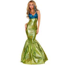 Top Totty Sirena la sirène Costume