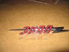 New Motif Badge for Austin Healey 3000 Chromed Metal Trunk Dash Grille