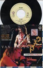 "VAN HALEN   Rare 1984 Japan Only 7"" OOP Warner Rock P/C Single ""I'll Wait"""