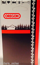 "Oregon Type 91R 3/8 .050"" 1.3mm 16"" 56DL Low Pro Ripping Chain Husqvarna & Ryobi"
