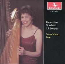 13 Sonaten gespielt auf der Harfe, New Music