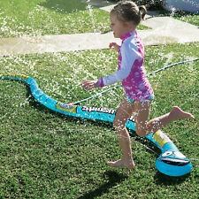 Wahu Splash n Snake | Inflatable Backyard Water Sprinkler Game | Outdoor Toys