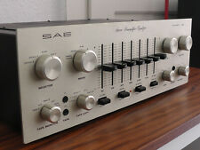 SAE Mark IB Vorverstärker, 220Volt, recaped, preamp