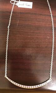 """Park Lane """"PRETTY PLEASE"""" Necklace Amethyst Crystals w/ Silver Pretty!  Reg. $75"""