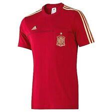 adidas Spain FEF Mens S-Sleeve Training T-Shirt F85747 X- Large