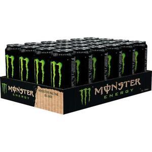 Monster Energy 24 x 0,5 ltr. inkl.Einweg-Pfand