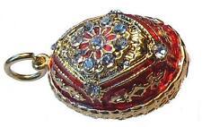 Pendentif Oeuf style Fabergé