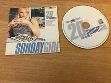 Sunday Girl - 20 Pop Classics CD - Cardboard Sleeve - Promo CD from The Mail