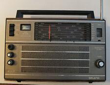 Kofferradio: Weltempfänger aus russischer Produktion