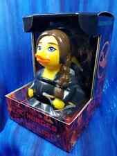 Quackniss Everduck Ducking-Jay Rubber Duck CelebriDuck NIB Hunger Games fans