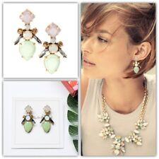 Stella & Dot Flora Chandeliers Earrings New In Box