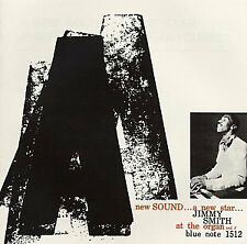 Jimmy Smith-A New Sound-a new star at the Institution vol.1 (Japon-CD) (CD NEUF!)