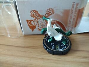 Marvel Heroclix Ultimates Dr Curtis Connors figure boxed 2004