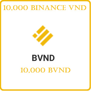 10,000 Binance VND (BVND) CRYPTO MINING-CONTRACT - (10,000 BVND)