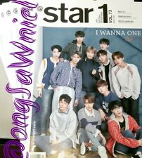 Star1 Vol.73 Magazine - Wanna One Cover