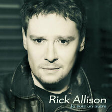 CD NEUF scellé - RICK ALLISON - JE SUIS UN AUTRE / Edition Digipack -C53