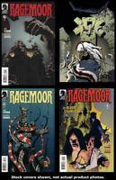 Ragemoor 1 2 3 4 Dark Horse 2012 Complete Set Run Lot 1-4 VF/NM