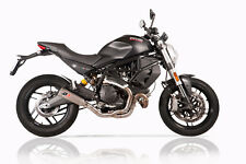 Ducati MONSTER 797 QD Exhaust TITANIUM MUFFLER slipon Tri-CONE race motogp