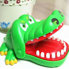 1x Crocodile Mouth Dentist Bite Finger Game Funny Toy Children As Xmas Gifts