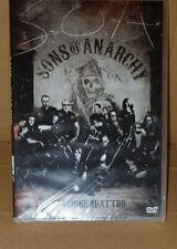 Sons of Anarchy - Serie Tv - Stagione 4 - Cofanetto Con 4 Dvd - Nuovo Sigillato