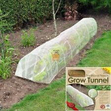 Traditionnel Polaire jardin lotissement Grow Tunnel Cloche Plant Veg PROTECTION 3 m