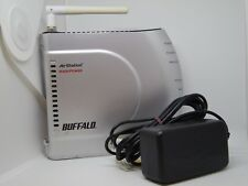Buffalo Technology WHR-HP-G125 125 Mbps Wireless G Router WHR-HP-G54 HIGH POWER