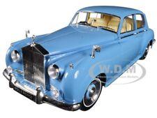 1960 ROLLS ROYCE SILVER CLOUD II BLUE 1/18 DIECAST MODEL BY MINICHAMPS 100134904