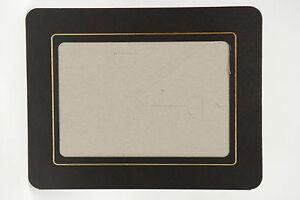 Denis Wright  10 x 8 Photo Strut Mount BURGUNDY Double Sided (Box of 50)
